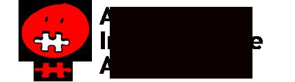 Logga för Association International Aphasia, AIA